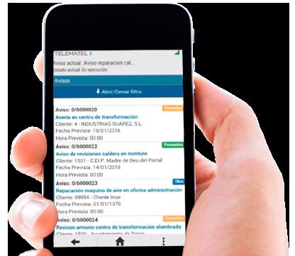 mobile servicios